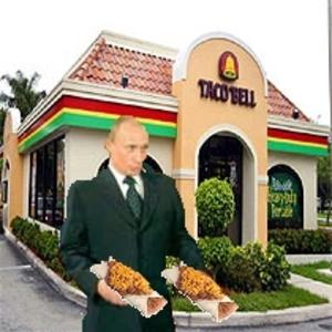 taco bell в москве